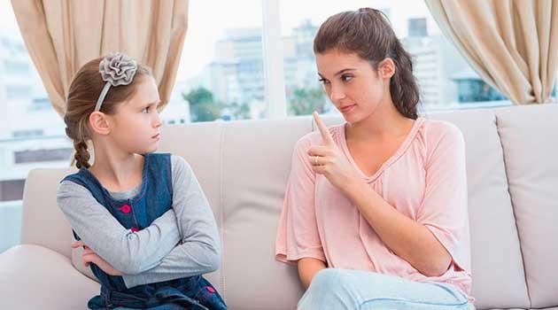 Треба вміти сказати дитині ні