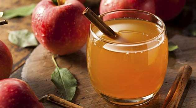 Яблучний чай