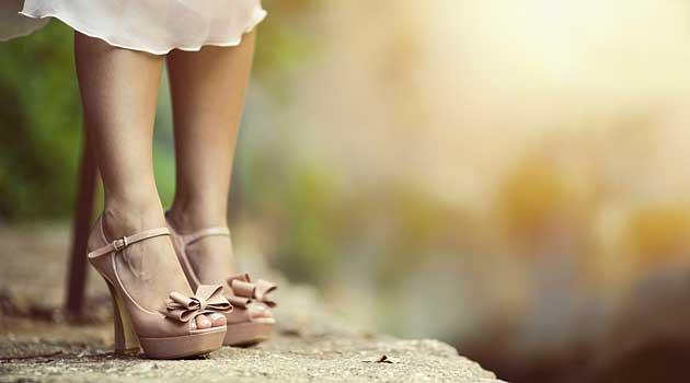 Яка висота каблука не зашкодить здоров'ю