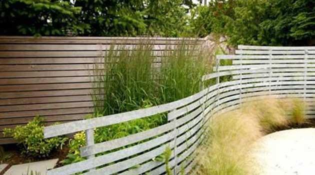Ідеї для паркану на дачі