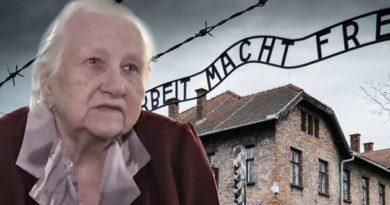 Колишній в'язень Освенцима