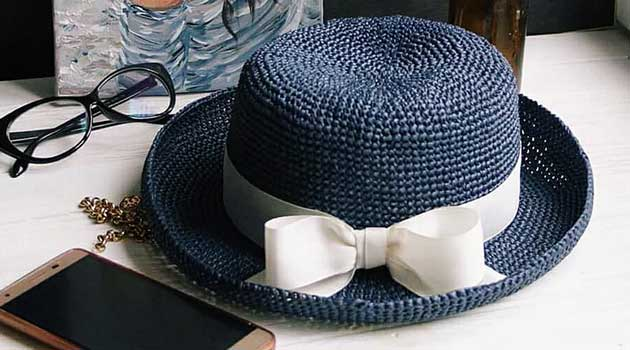 повернути форму літньому капелюху