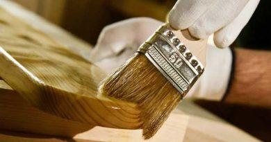Консервування деревини