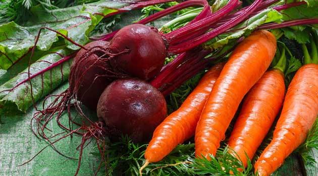 Про буряк і моркву