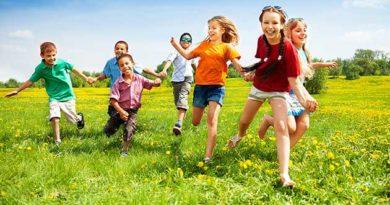 Рухливі ігри для літніх канікул