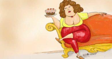 торт, анекдот