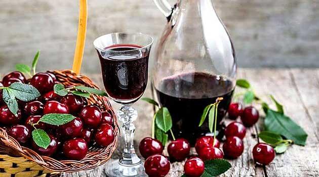 вино з черешень