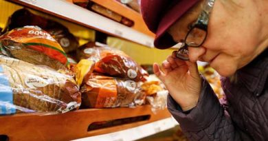 У Польщі та Литві хліб коштує дешевше ніж в Україні