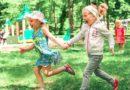 Веселі рухливі ігри для дітей