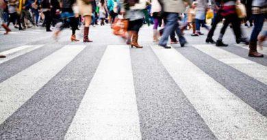Відповідальність пішоходів