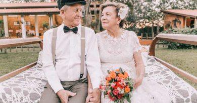 Вийти заміж у шістдесят