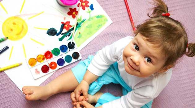 Як розпізнати в дитини здібності до малювання