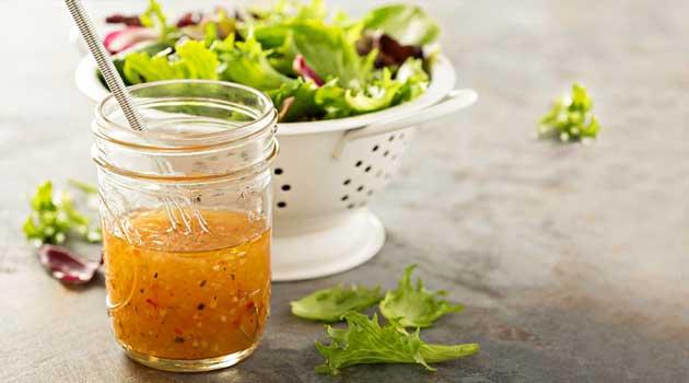 Заправки для салатів