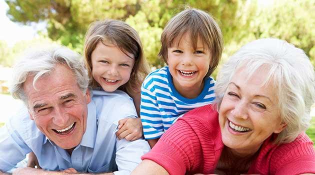 Догляд за онуками