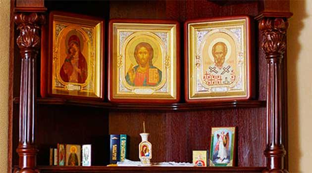 Ікони у будинку