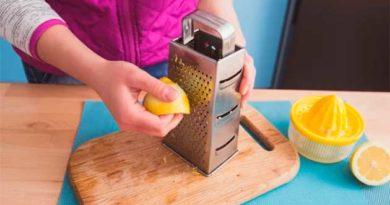 Як легко очистити тертку