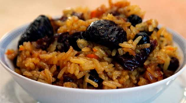 Солодкий рис
