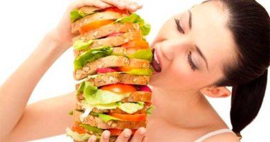 Неправильні харчові звички