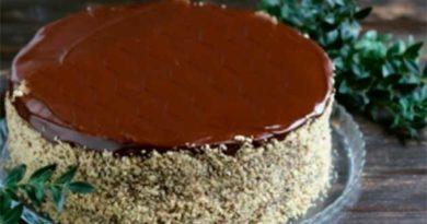 Торт з маком
