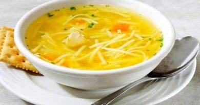 Курячий суп — кращий відновний засіб після хвороби