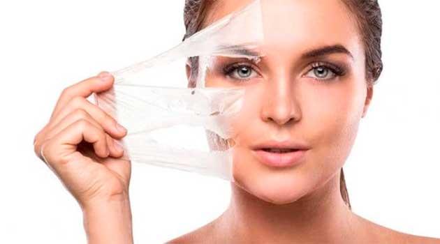 Желатинові маски для обличчя