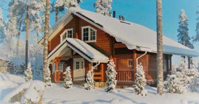 Чи потрібно опалювати нежилий будинок взимку?