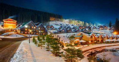 Буковель кращий гірськолижний курорт України
