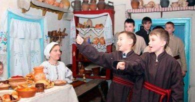 Українські посівалки на Старий Новий рік
