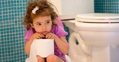 Запори у дітей - правила профілактики