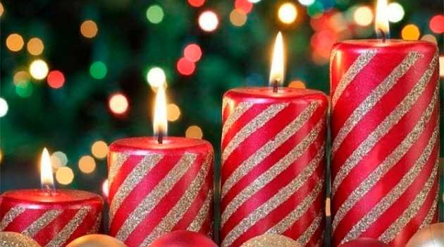 Парафінові свічки
