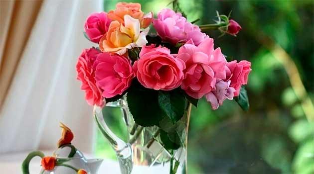 Щоб квіти довше стояли