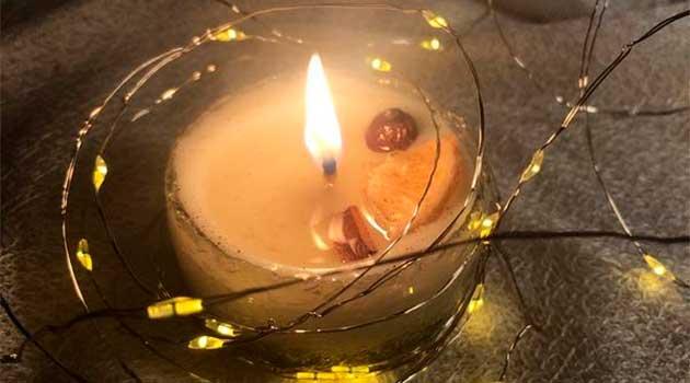 Соєві свічки