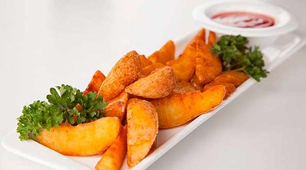 Картопля з хрусткою скоринкою