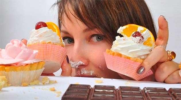 Надмiрне споживання цукру провокує втому