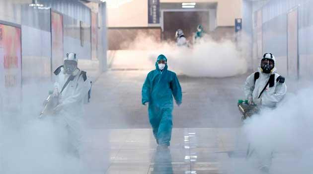 Як рятувалися від коронавірусу у Китаї