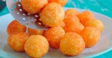Сирні кульки-смакотульки