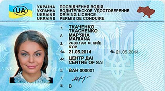 Як отримати міжнародні водійські права