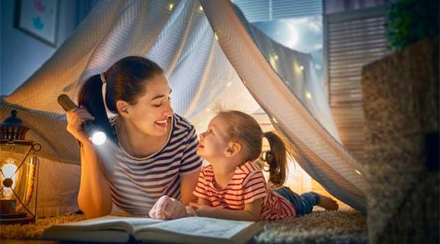 Як весело провести час з дитиною: ділимося ідеями