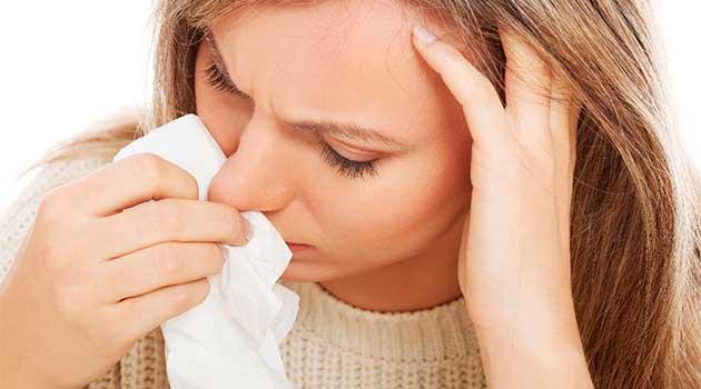 Як зупинити кров з носа?