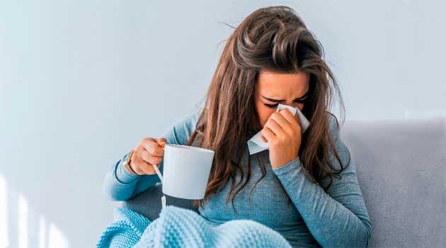 Зелена аптека при застуді