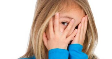 Сором'язлива дитина