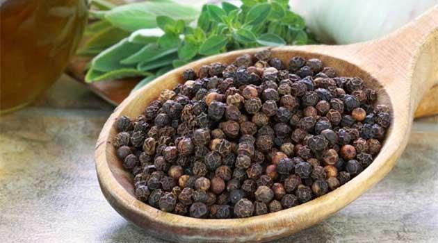 Лікувальні властивості чорного перцю