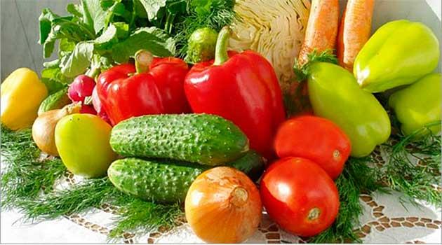 Нітрати в ранніх овочах