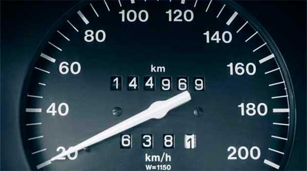 Спідометр і одометр