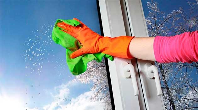 Миємо вікна без розводів