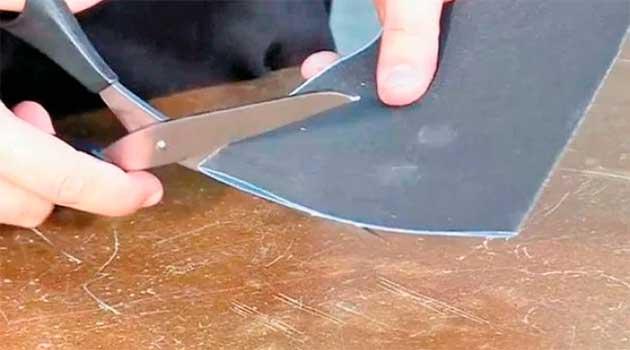 Як нагострити ножиці