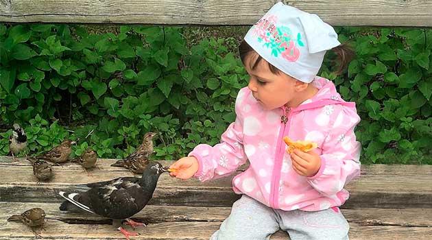 Як виховати в дитині співчуття