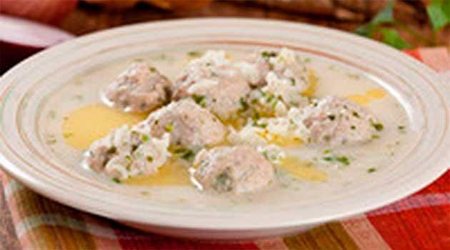 Болгарський суп «Чорба-топчета»