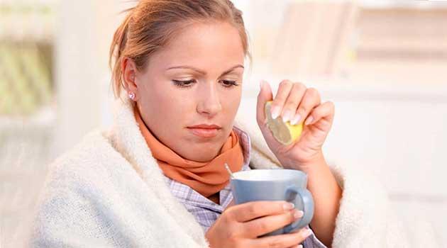 Народні засоби від застуди