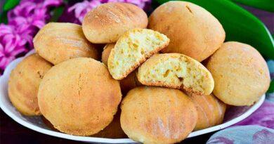 М'яке медове печиво